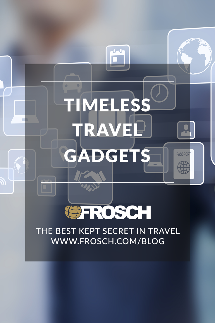 Timeless Travel Gadgets