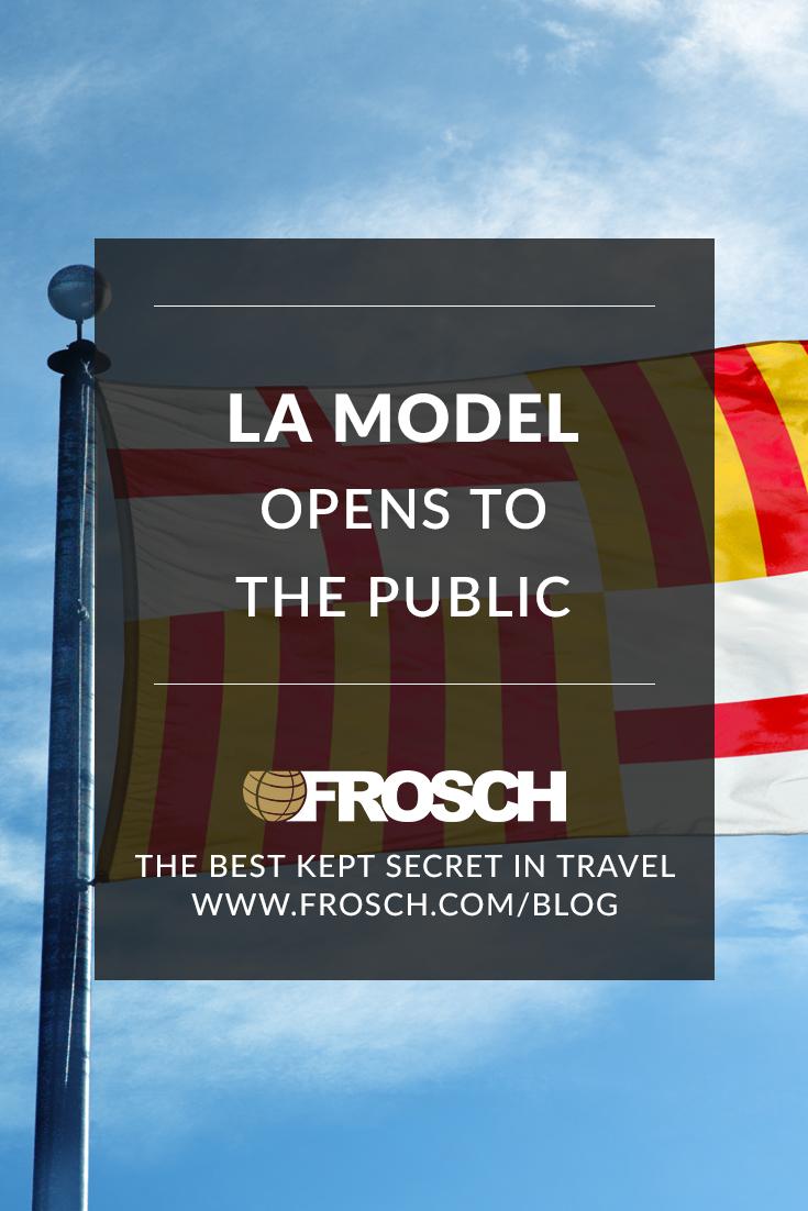 La Model Opens to the Public