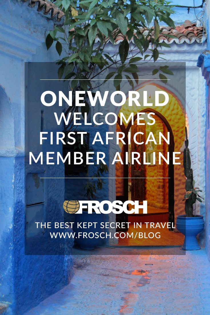 Oneworld Welcomes First African Member Airline