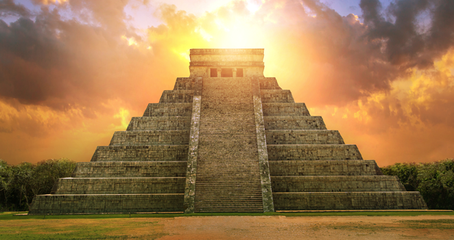 Spring Equinox at Chichén Itzá