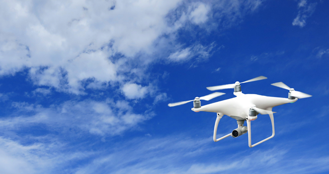 TSA Roundup: Brought to you by Drones