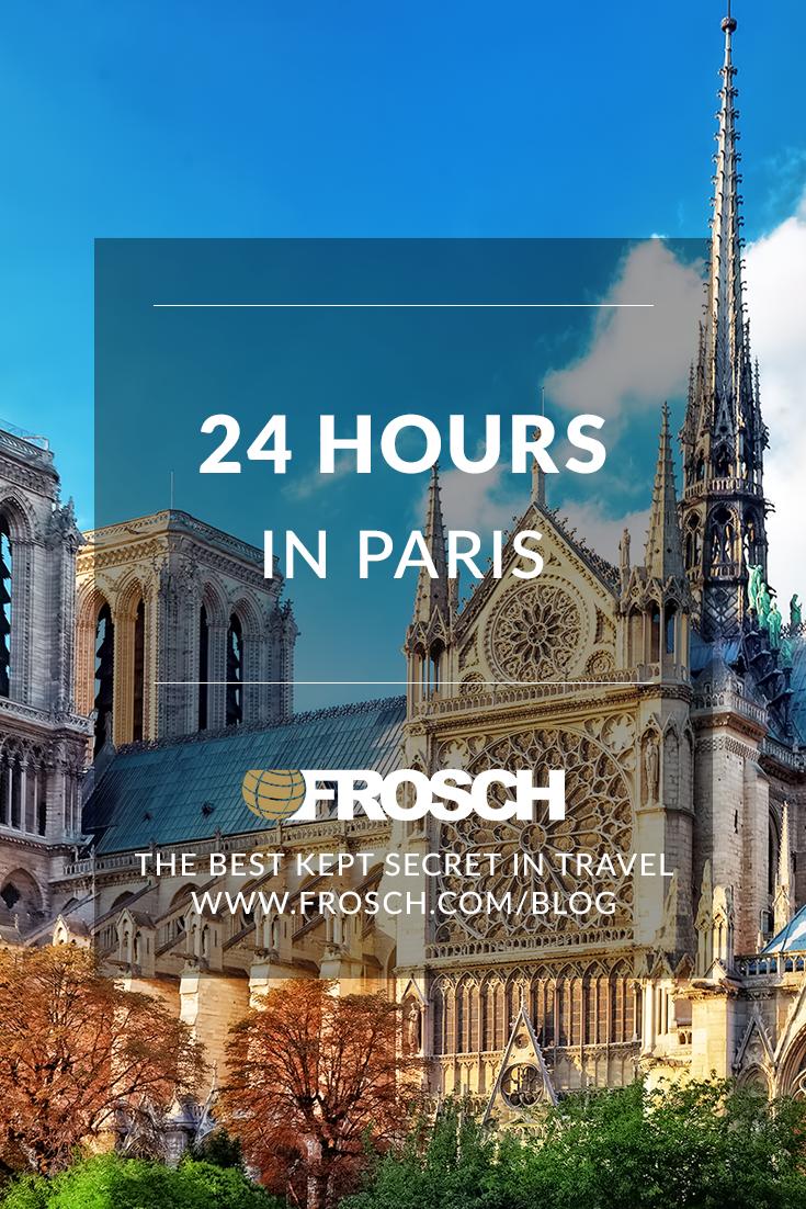 24 Hours in... Paris