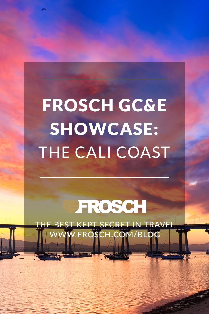 GC&E Showcase: The California Coast