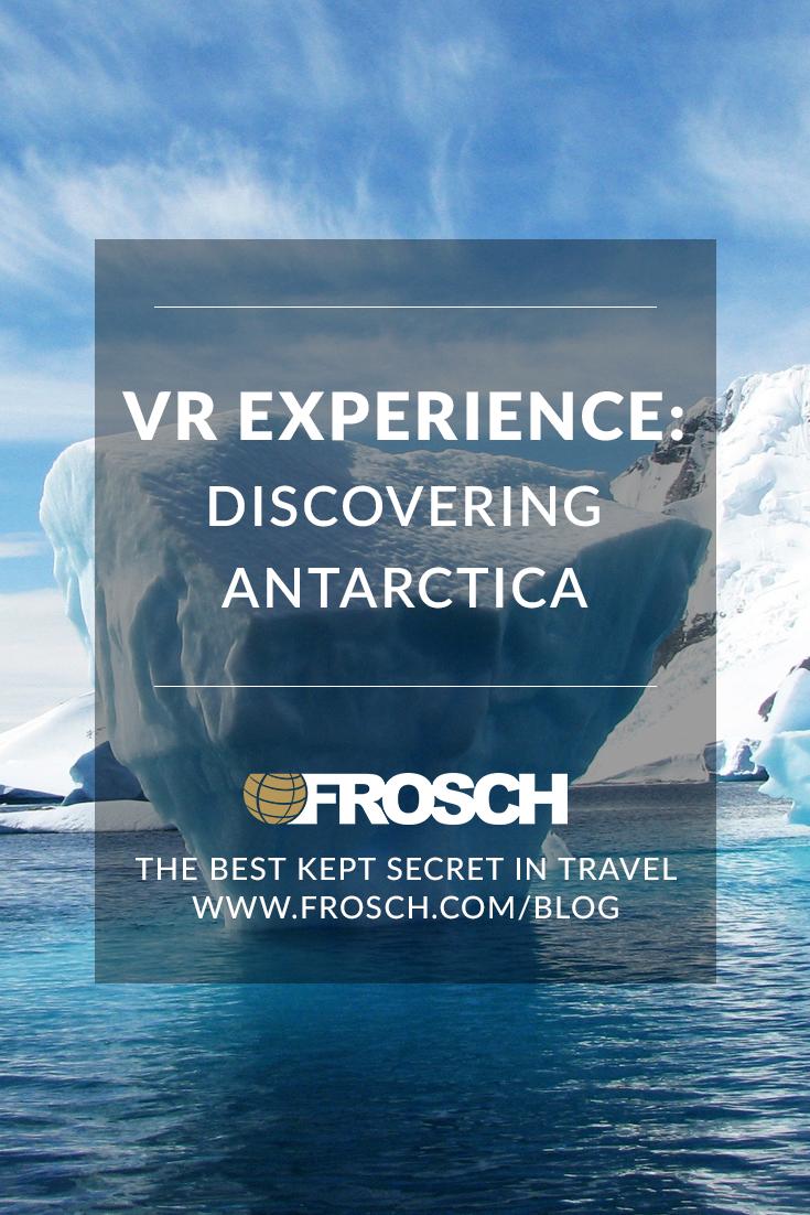 VR Experience: Antarctica
