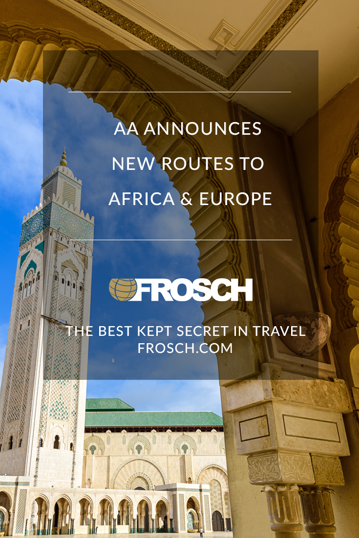 Blog Footer - AA Announces New Routes to Africa & Europe
