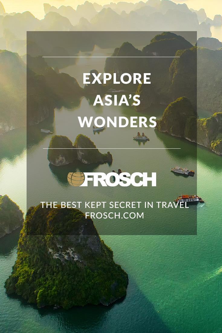 Explore Asia's Wonders