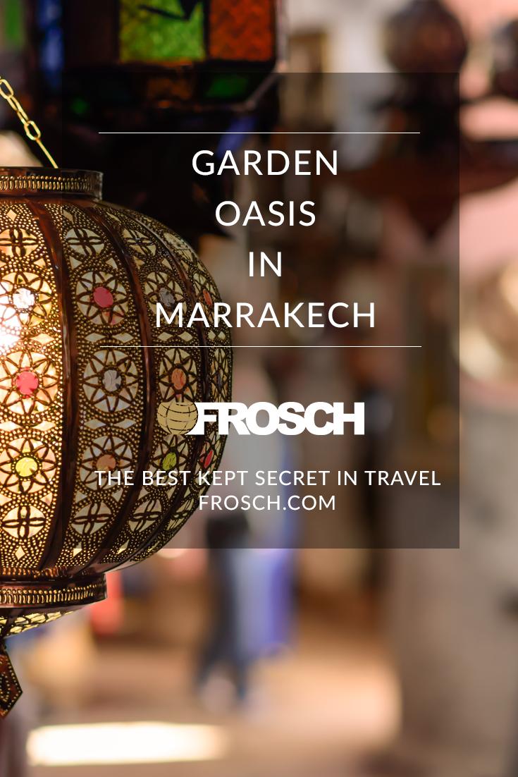 Blog Footer - Garden Oasis in Marrakech