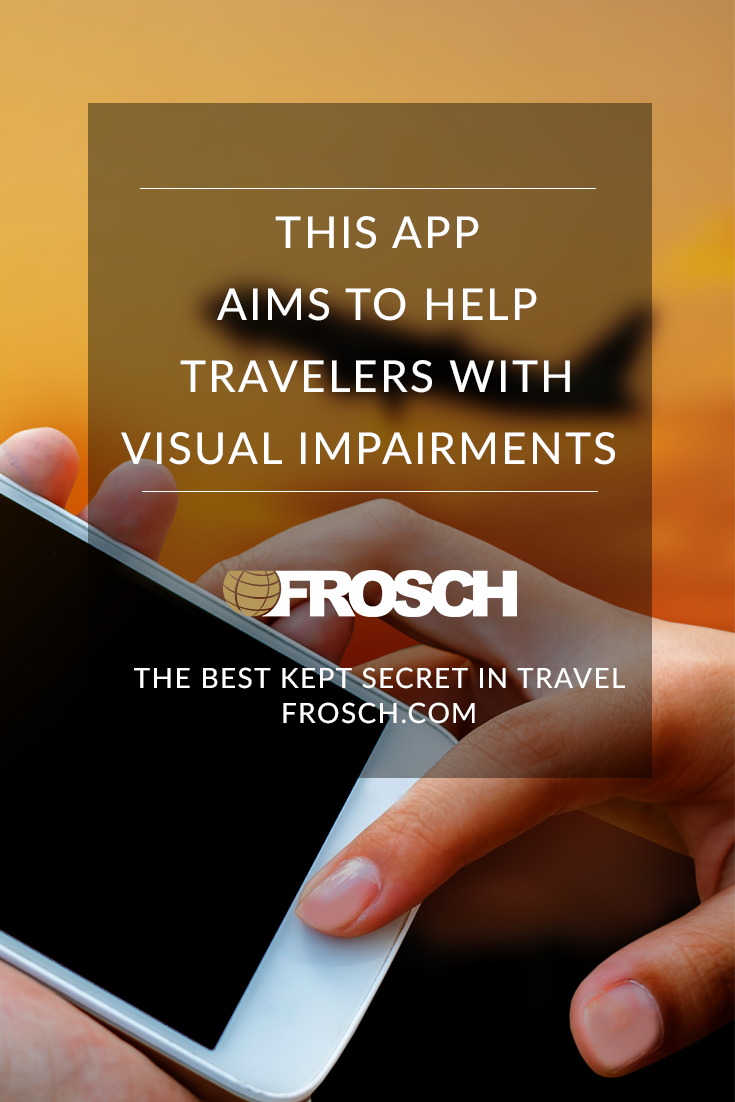 Blog Footer - This new app aims to help airport travelers with vision impairments