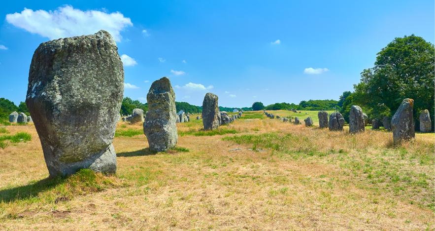 Blog Thumbnail - Carnac Stones