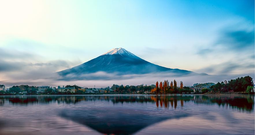 Blog Thumbnail - Mount Fuji