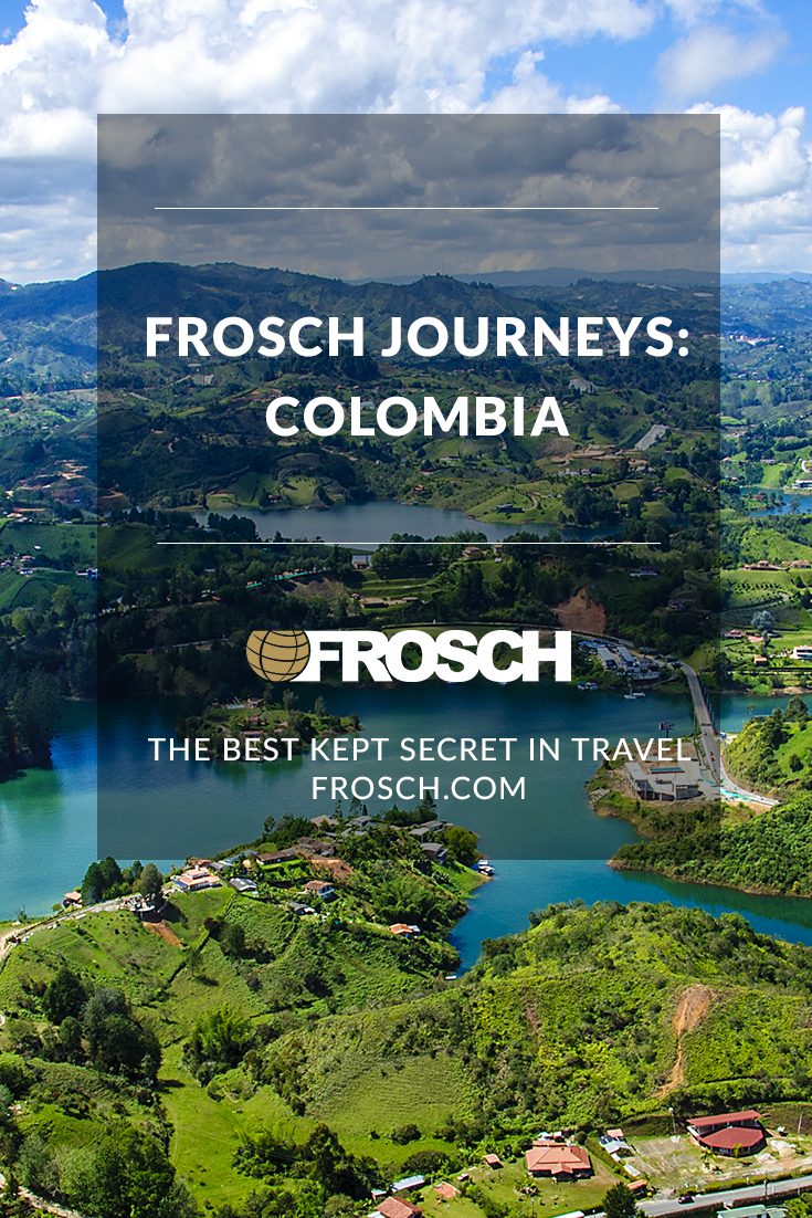 Blog Footer - FROSCH Journeys - Colombia
