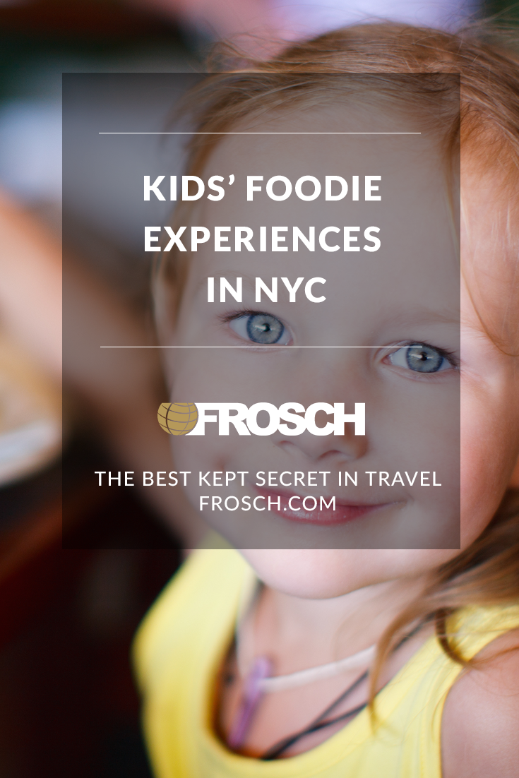 Kids Foodie Experiences in NYC