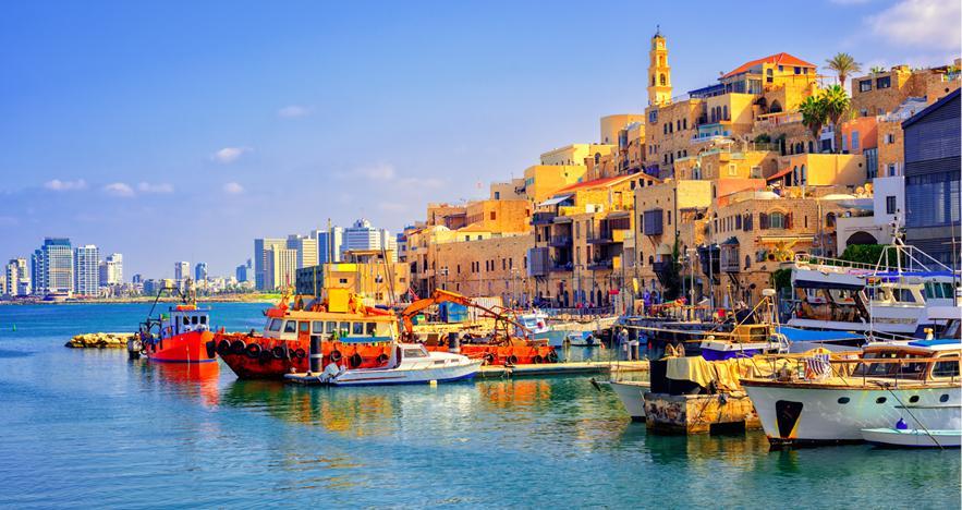 Blog Thumbnail - 24 Hours in Tel Aviv