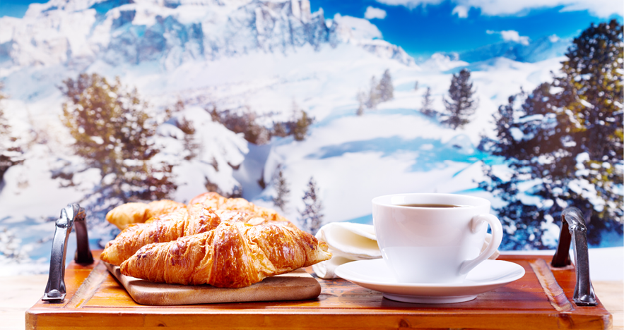Blog Thumbnail - Best Ski Spots for Food Lovers