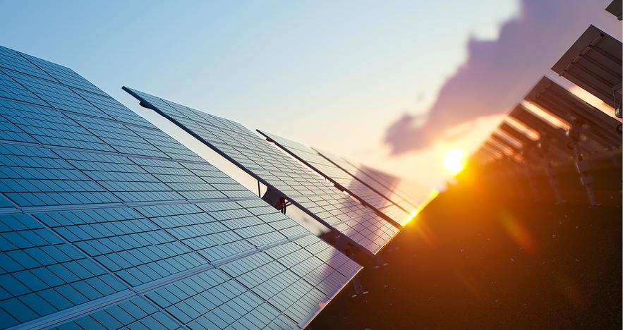 Blog Thumbnail - soalr panels at dxb help to reduce energy consumptio
