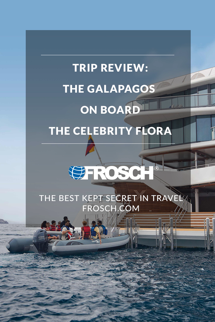 Blog Footer - Trip Review - The Galapagos on board the Celebrity Flora