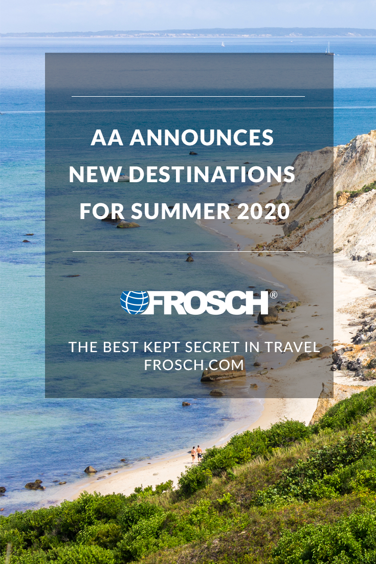 Blog Footer - AA Announces New Destinations for Summer 2020