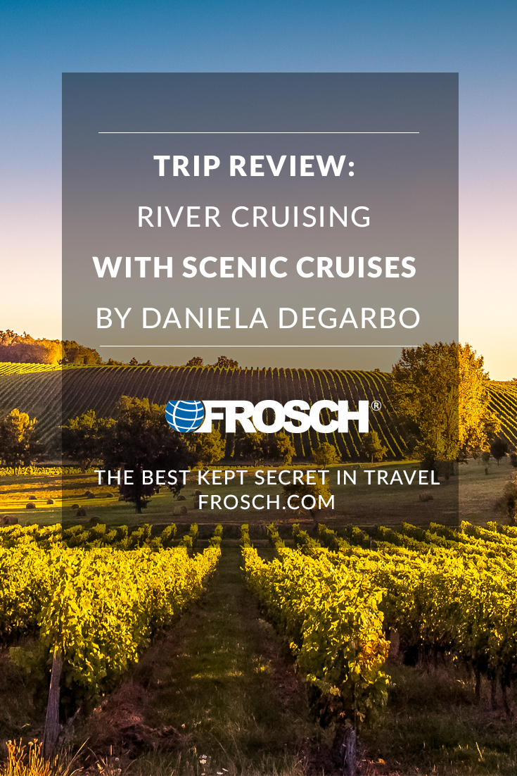 Blog Footer - Trip Review - River Cruising with Scenic Cruises by Daniela DeGarbo