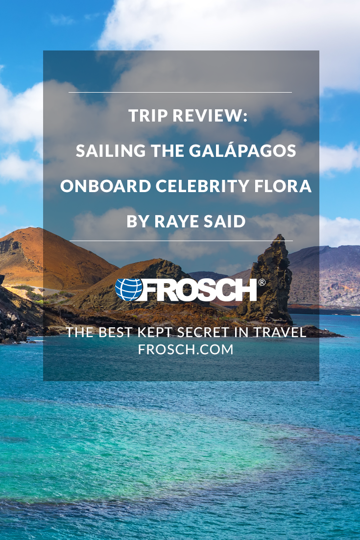 Blog Footer - Trip review - Sailing The Galapagos Inner Loop Onboard Celebrity Flora By Raye Said