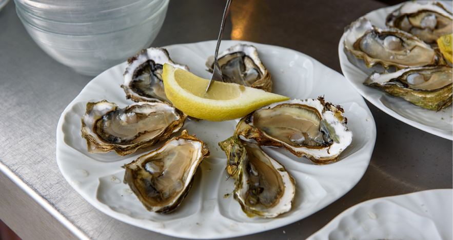 Blog Thumbnail - oyster tasting in bordeaux
