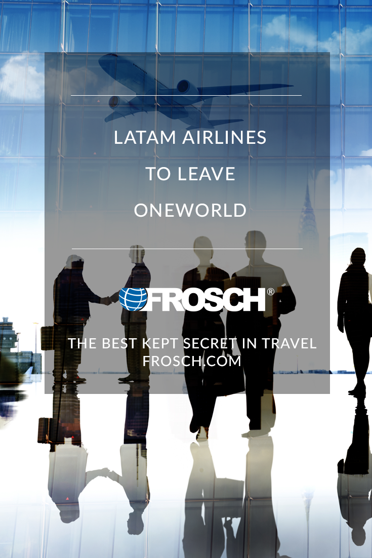Blog Footer - LATAM Airlines to Leave oneworld