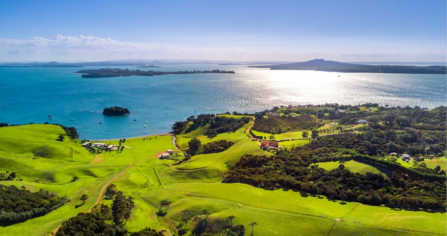 Blog Thumbnail - 24 Hours in Auckland waiheke island