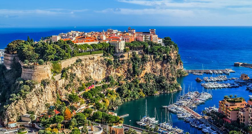 Monaco The Rock