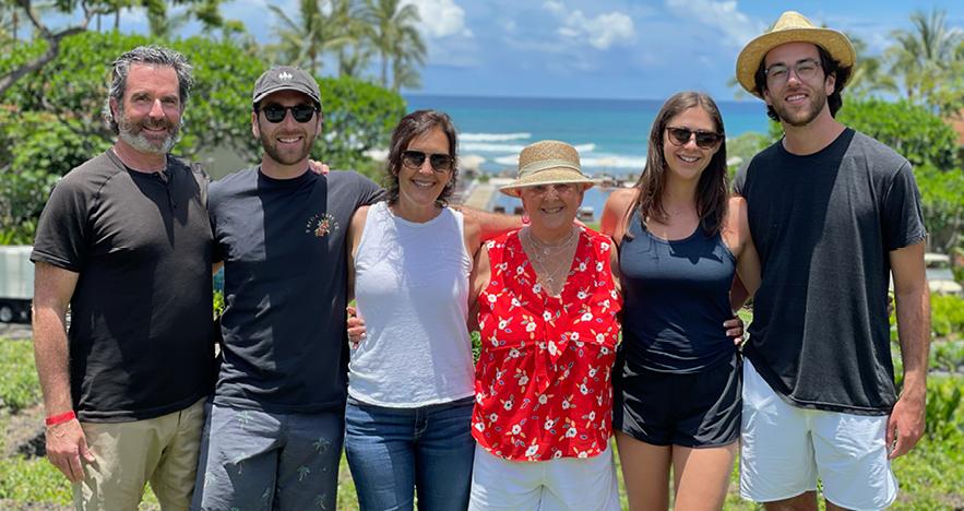 Steve Orens Plaza Travel Anniversary Trip Hawaii