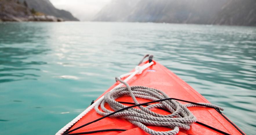 kayak trip alaska