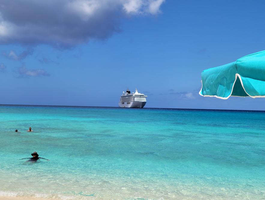 Bahamas Ashore Crystal Serenity Cruise