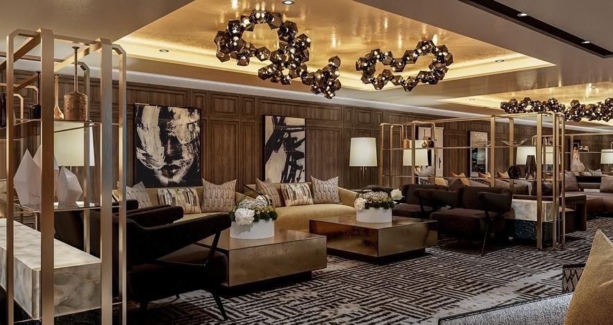 Oceania Vista Lounge