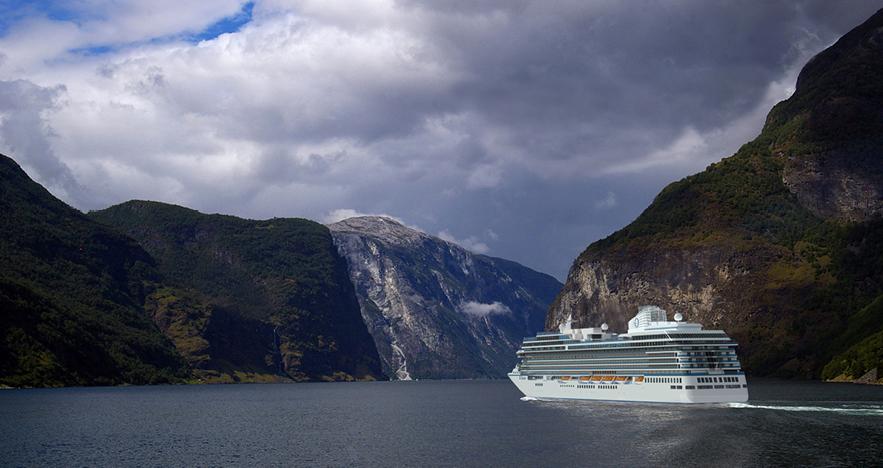 Oceania Vista Sailing Baltic Itinerary