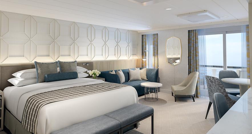 Oceania Vista Penthouse Suite