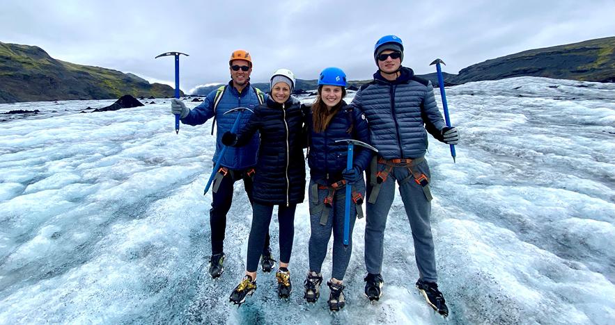 Ice Climbing Bryan Leibman Trip Review