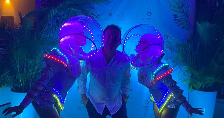 DR Resort Dancers